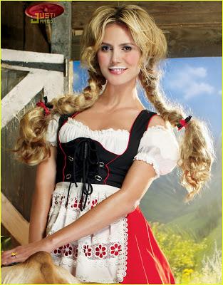 Heidi Klum Got Milk Ad (1)