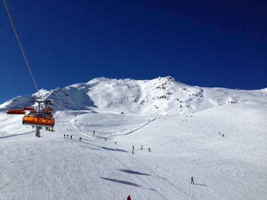 Solden Glacier-2
