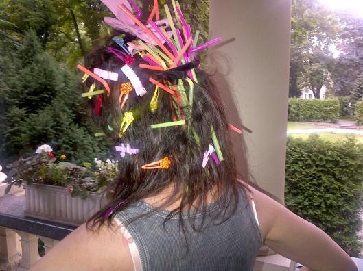 Hair day-1