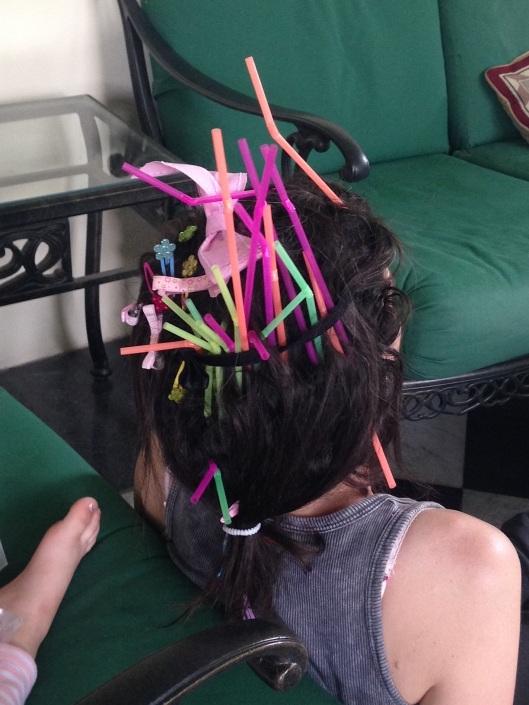 Hair day-3
